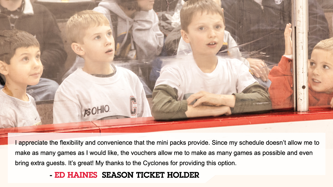 Cincinnati Cyclones Ticket Specials