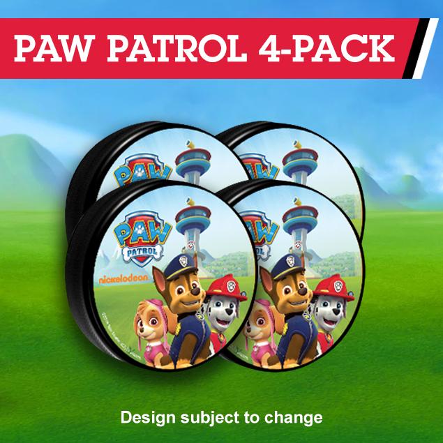 Paw Patrol 4-Pack