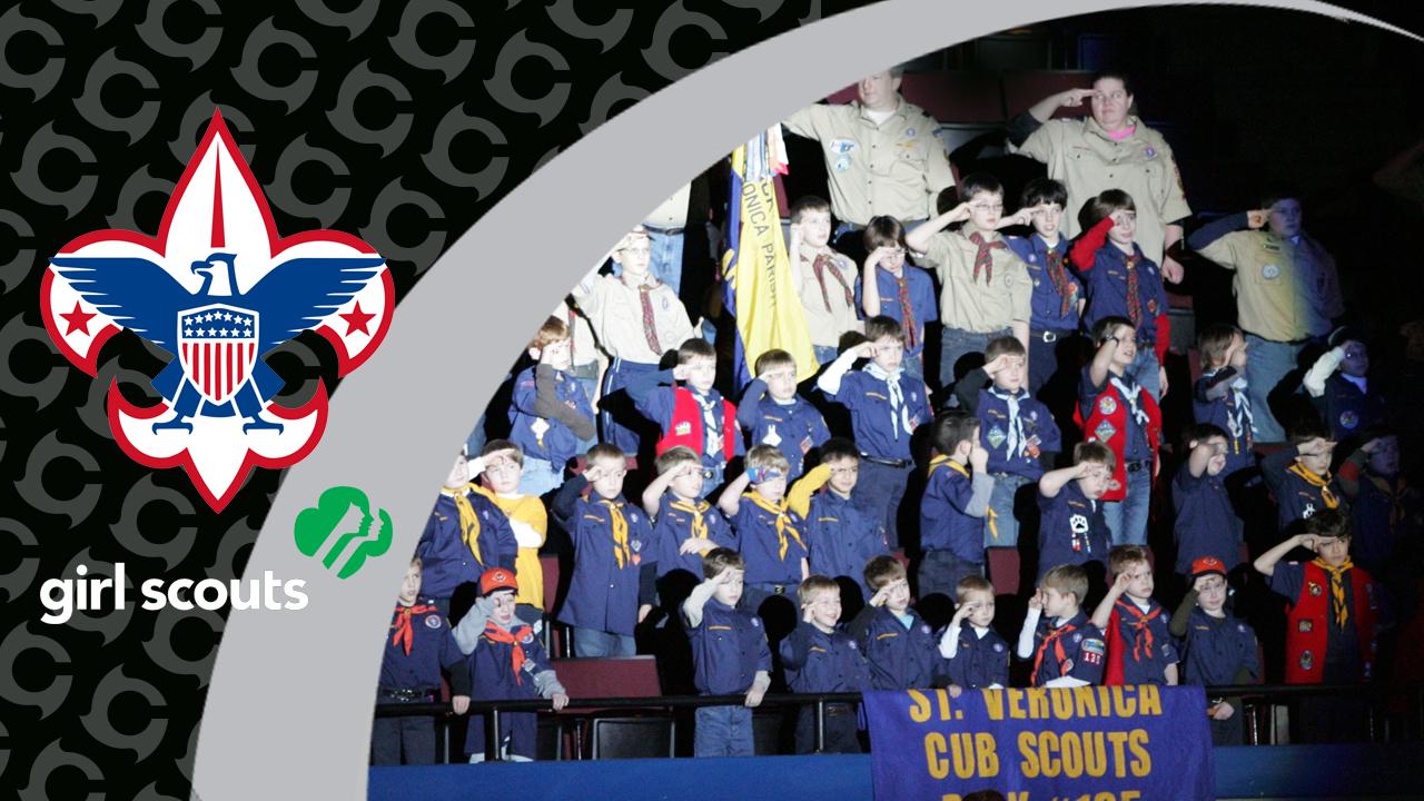 Cincinnati Cyclones Scout Programs
