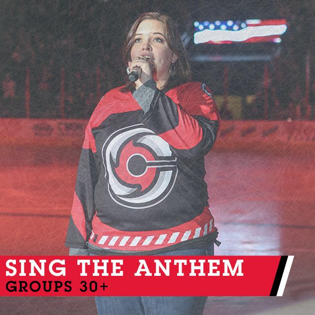 Sing The Anthem