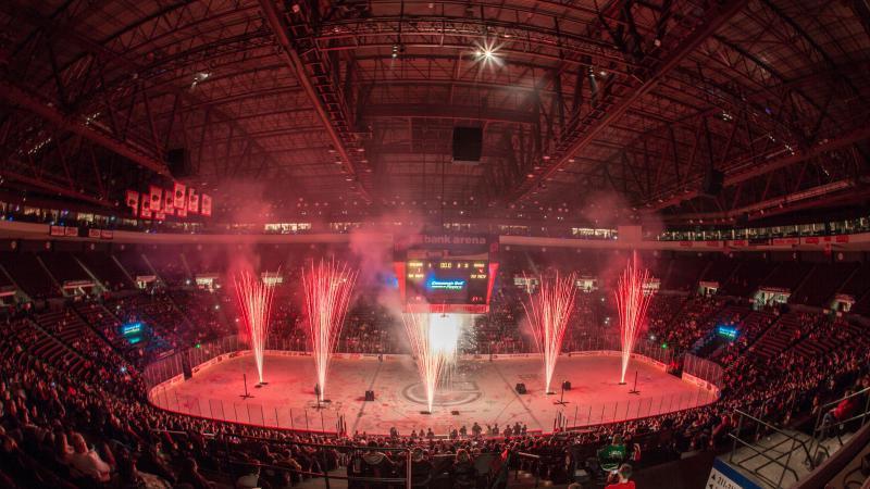 U S  Bank Arena - New Years Eve + Indoor Fireworks