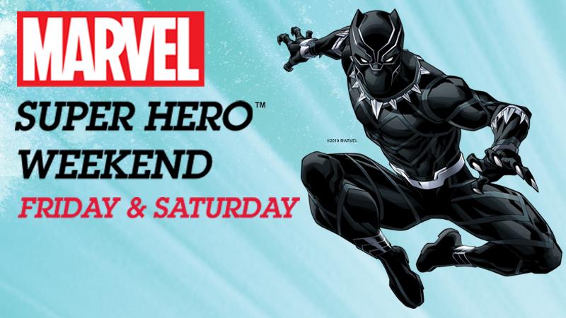 Marvel Weekend (3/16/2019) - Cincinnati Cyclones