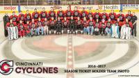 Season Ticket Holder Team Photos
